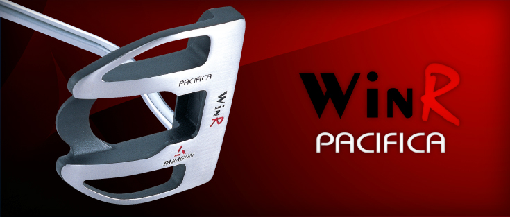 WinR Pacifica Belly Putters